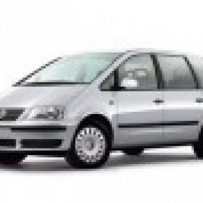 Volkswagen Sharan I рестайлинг 5 мест (2000-2010)