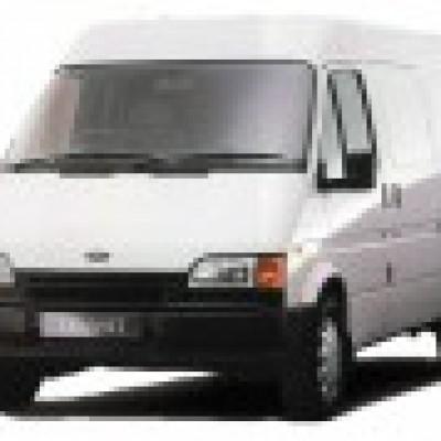 Ford Transit 3-15 мест (1986-1992)