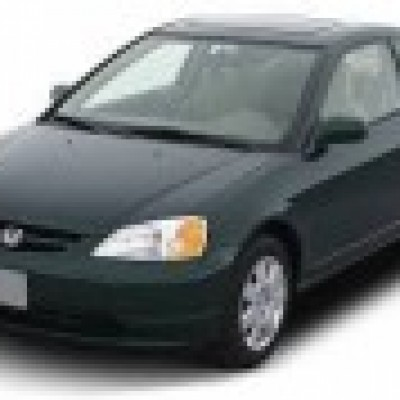 Honda Civic седан Америка (2001-2006)