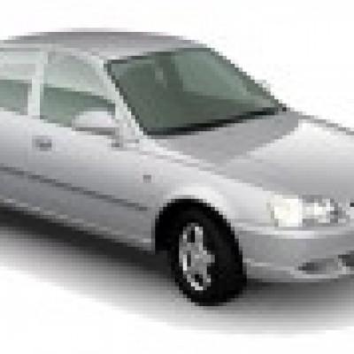 Hyundai Accent седан (1999+)