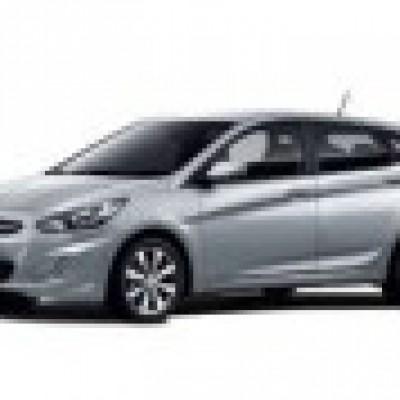 Hyundai Solaris хэтчбек (2010+)