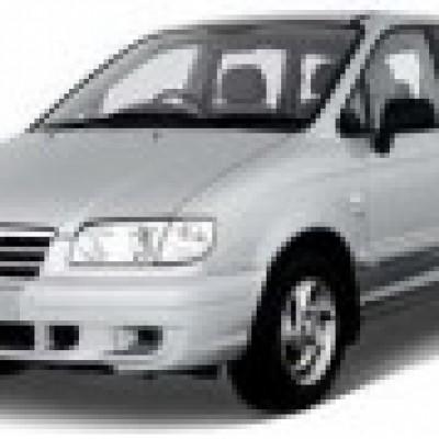 Hyundai Trajet (2000-2009)