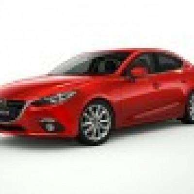 Mazda 3 хэтчбек (2014+)
