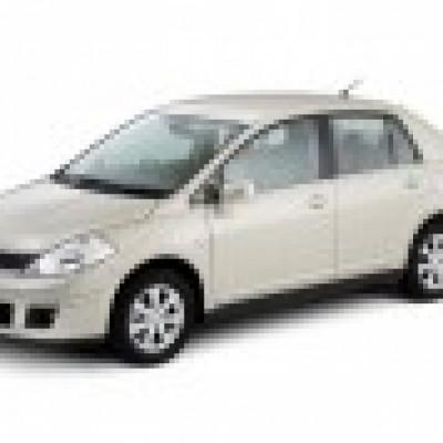 Nissan Tiida С11 седан (2004+)