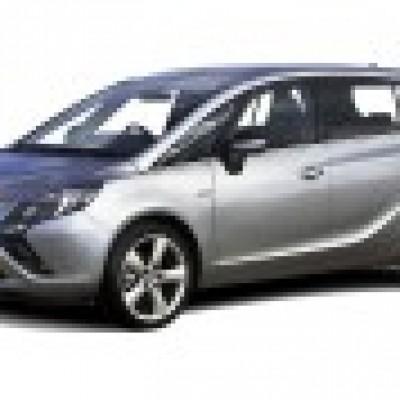 Opel Zafira C 5мест (2012+)