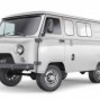УАЗ 3909 Санитарка